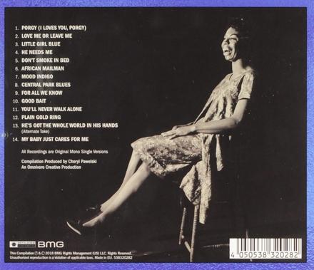 Mood indigo : the complete Bethlehem singles