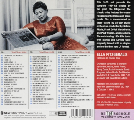 The complete 1954-62 singles