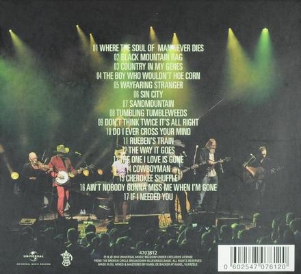 Unbroken! : live in concert