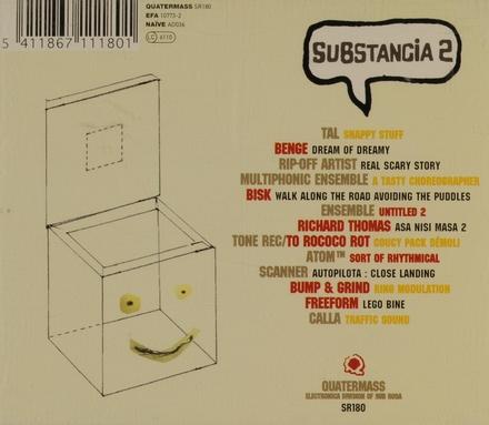 Substancia. vol.4