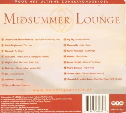 Midsummer lounge