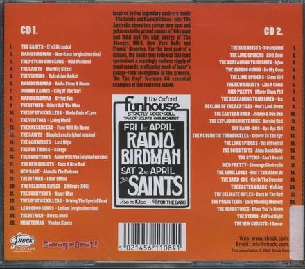 Do the pop! : the Australian garage-rock sound 1976-'87
