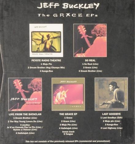 The Grace EPs