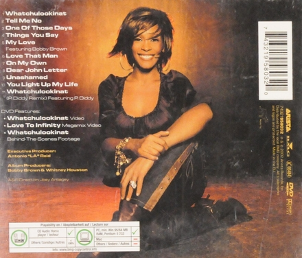 Just Whitney...