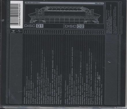 Sensation : black edition