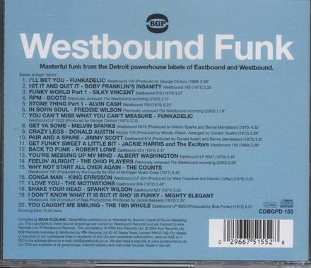 Westbound funk