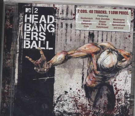 Headbangers ball. vol.2