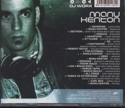 DJ worx : the compilation