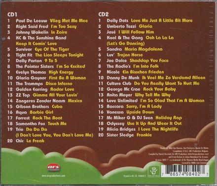 Foute CD van Deckers en Ornelis. Vol. 3