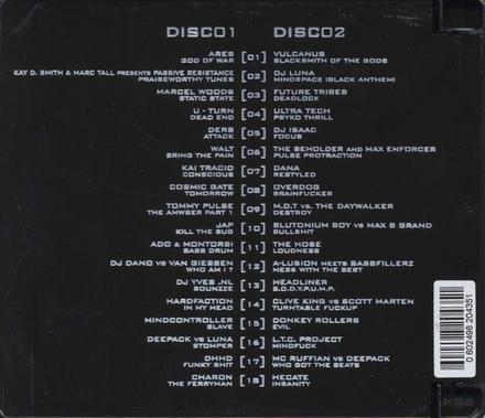 Sensation 2004 : black edition