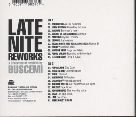 Late nite reworks. Vol.1
