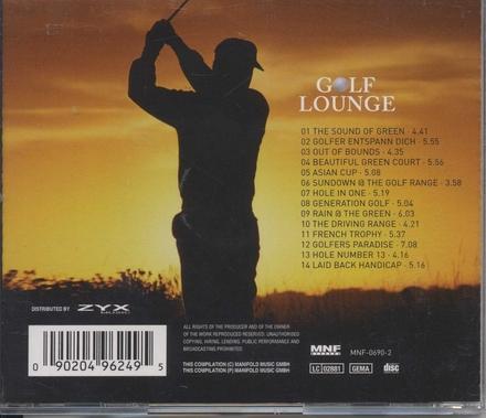 Golf Lounge : beste Entspannungsmusik für Golfer