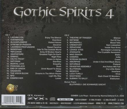 Gothic spirits. vol.4