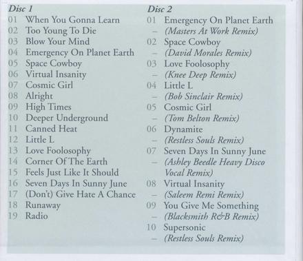 High times : singles 1992-2006
