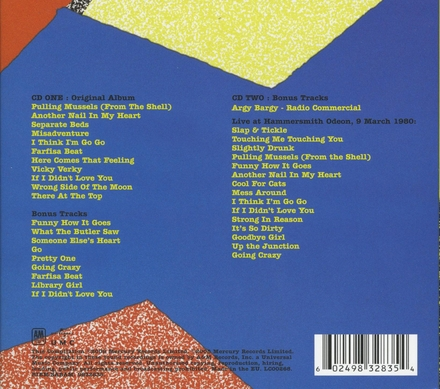 Argybargy : Deluxe edition