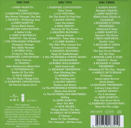 Meet on the ledge : an Island records folk-rock anthology