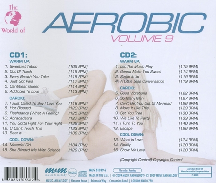 The world of Aerobic