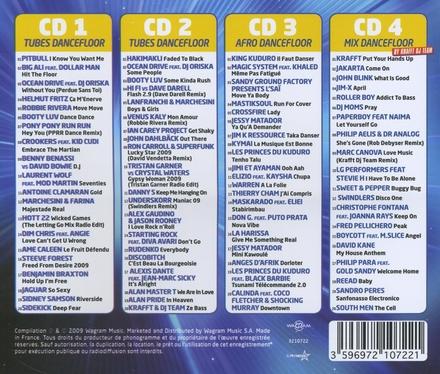 Puissance dancefloor : Winter 2009