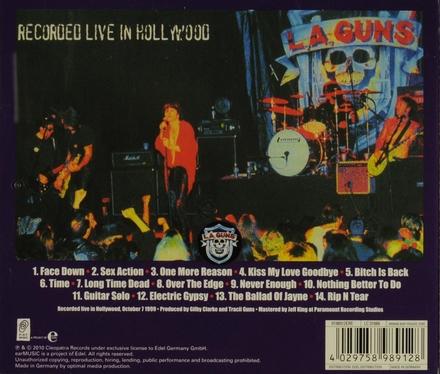 A night on the strip : L.A. Guns live!