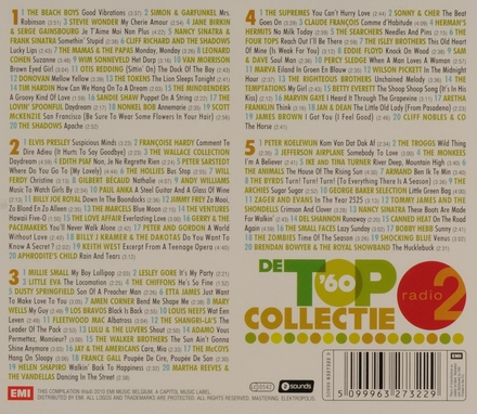 De topcollectie '60 : Radio 2