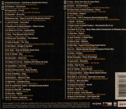 Hardstyle top 100. vol.11