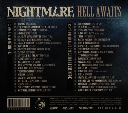 Nightmare : Hell awaits