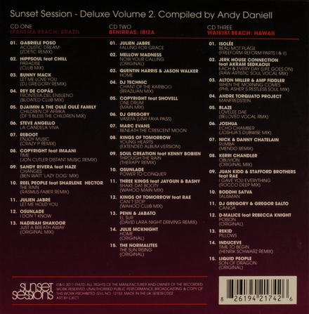 Sunset sessions deluxe. vol.2