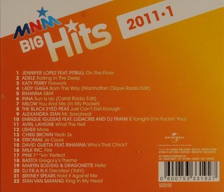 MNM big hits 2011. Vol. 1