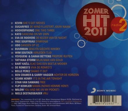 Zomerhit 2011 : Radio 2