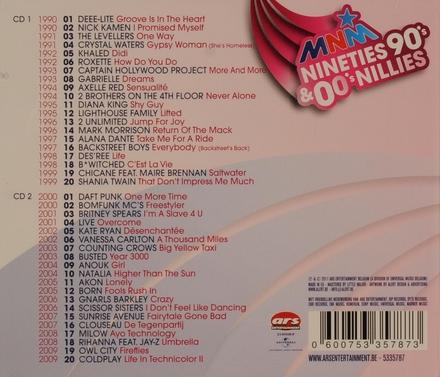 MNM nineties 90's & 00's nillies. vol.2