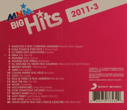 MNM big hits 2011. Vol. 3