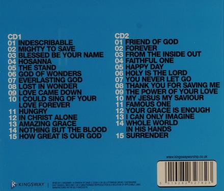 Big songs of worship