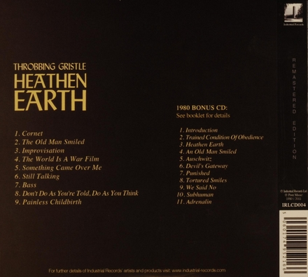 Heathen earth