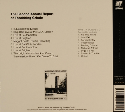 The second annual report