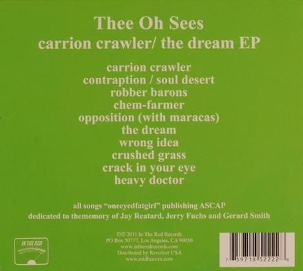 Carrion crawler ; The dream ep