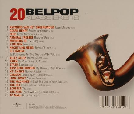 20 belpop klassiekers
