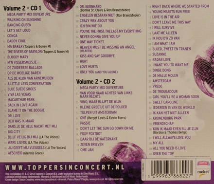 Toppers mega party mix. vol.2