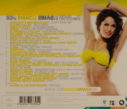 Radio 538 dance smash 2012. vol.2