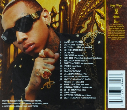Careless world : Rise of the last king