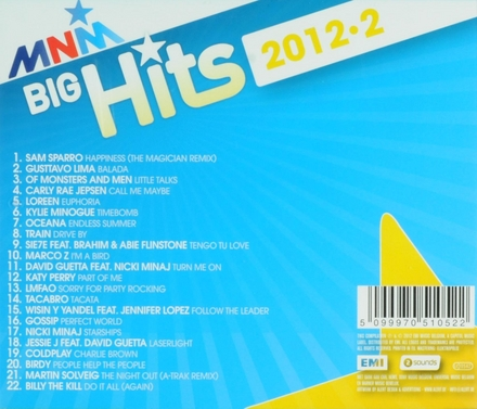 MNM big hits 2012. Vol. 2