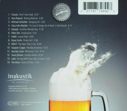 Cheers beer & rock