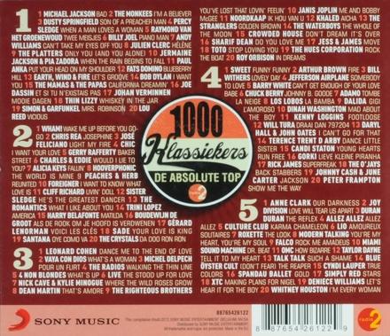 1000 klassiekers Radio 2 : de absolute top. Vol. 4