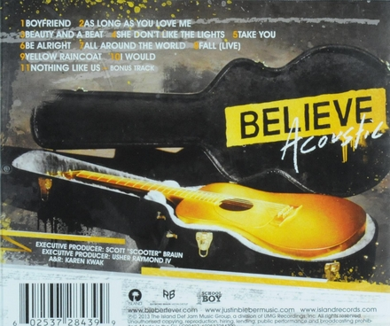 Believe : acoustic