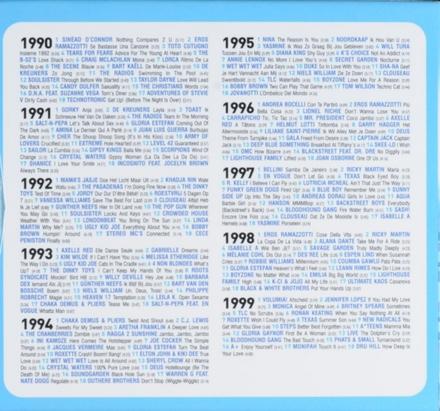 De pre historie '90