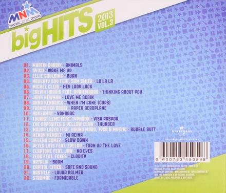 MNM big hits 2013. Vol. 3