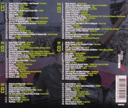 DJ top 100 : Autumn 2013. vol.3