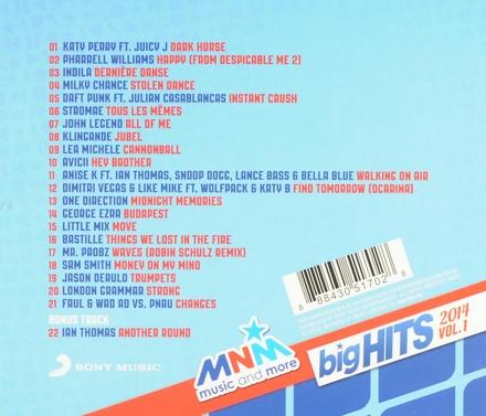 MNM big hits 2014. Vol. 1