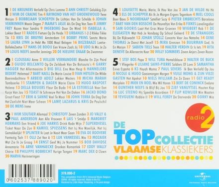 De topcollectie Radio 2 : Vlaamse klassiekers