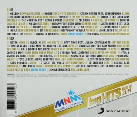 MNM big hits : best of 2014