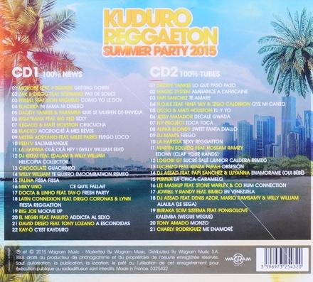 Kuduro reggaeton summer party 2015